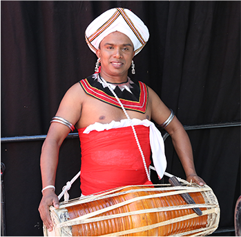 Traditional Drumming