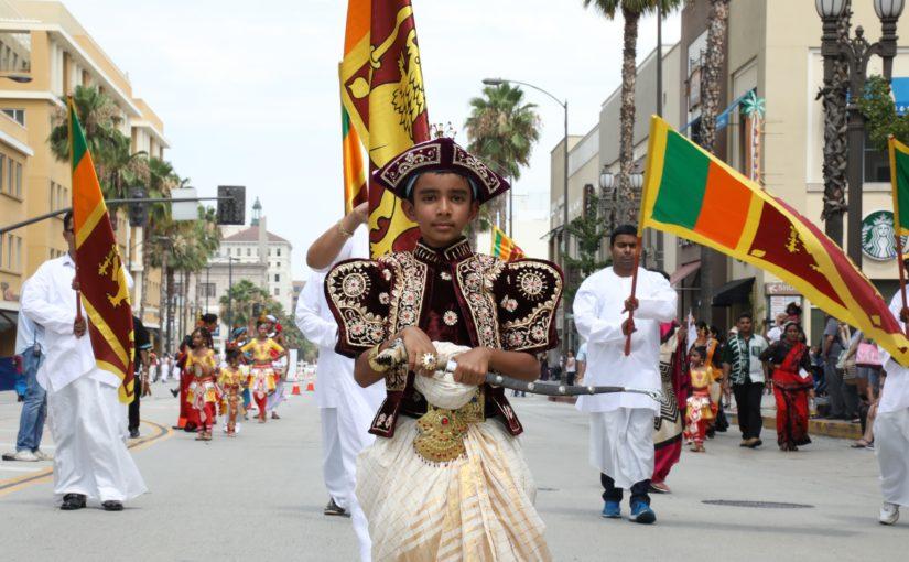 Parade of Lanka
